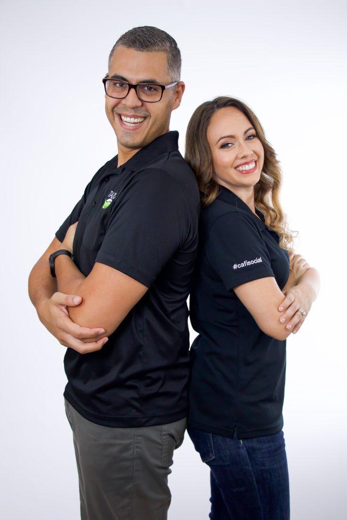 Luis Barbosa y Dagmary Díaz - Tazón Coffee Shop