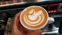 Latte Art - Luis _Omi_ Barbosa- Tazón Coffee Shop