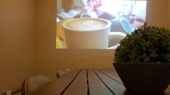 Salón de Conferencias - Tazón Coffee Shop